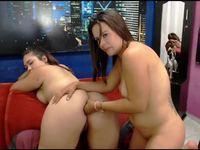 Andreaa C & Charlotte Stone Private Webcam Show