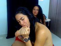 Mara & Yan Private Webcam Show