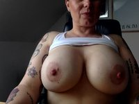 Busty Veronica Private Webcam Show