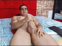 Mike Dalton Private Webcam Show - Part 6