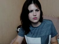 Sabrina Gags Private Webcam Show