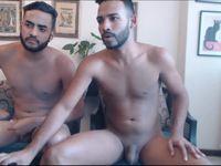 Max & Harry Private Webcam Show