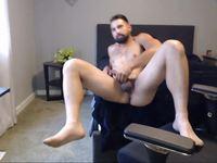 Edward Nirvano Webcam Shows Cock, Feet and Ass