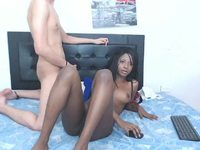 Johnny Acex & Angelica Bee Private Webcam Show