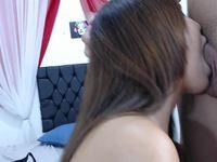 Fabian & Sabrina Private Webcam Show